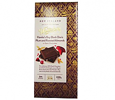 Whittaker's Hawke's Bay Black Doris Plum and Roasted Almonds 100g